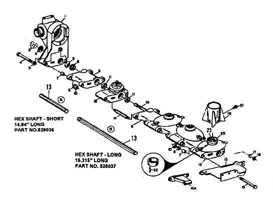 New Idea 5209 Parts Diagram on Ford Manual Transmission Parts Diagrams